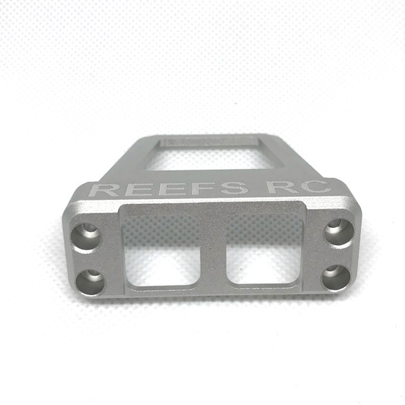 Reef's RC REEF11 Aluminum Servo Shield Limited Edition Silver