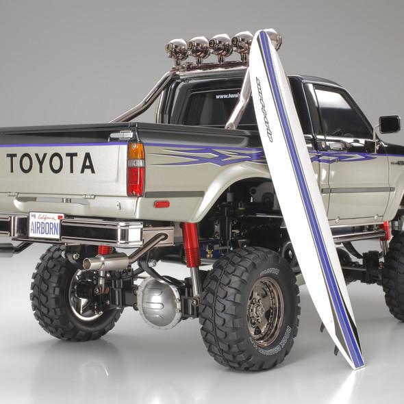 Tamiya 58397 1/10 Toyota Hilux High-Lift 4X4 Pick-Up Truck Kit