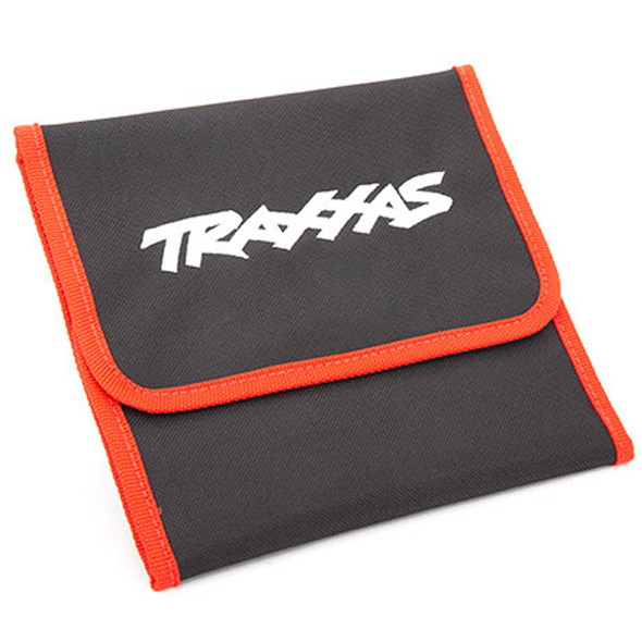 Traxxas 8725 Tool Pouch Red Custom Embroidered w/ Traxxas Logo