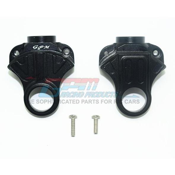 GPM Racing Aluminum Front or Rear Differential Yoke Black : 4X4 Granite / Big Rock