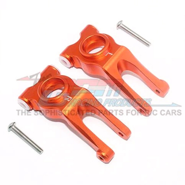 GPM Racing Aluminum Rear Knuckle Arm Orange : 4X4 Granite / Big Rock
