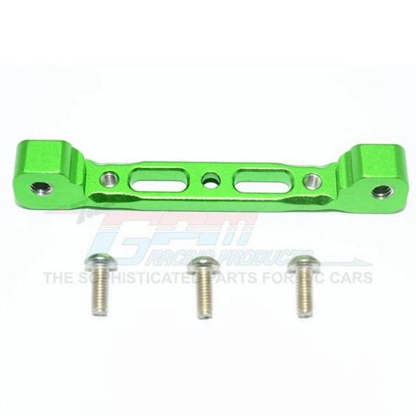 GPM Alum Rear Arm Bulk for Front Upper Arms Green : Kraton/Senton/Typhon/Talion/Outcast
