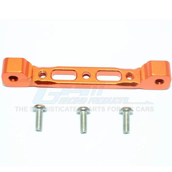 GPM Alum Rear Arm Bulk for Front Upper Arms Orange : Kraton/Senton/Typhon/Talion/Outcast