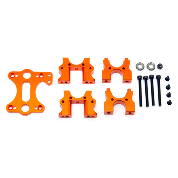 HoBao OP-0052ORG CNC Center Diff. Mount Set Orange : SS EP / GTB EP / GP