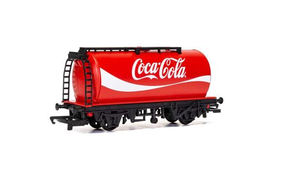 Hornby R6933 Tank Wagon Coca-Cola OO Scale