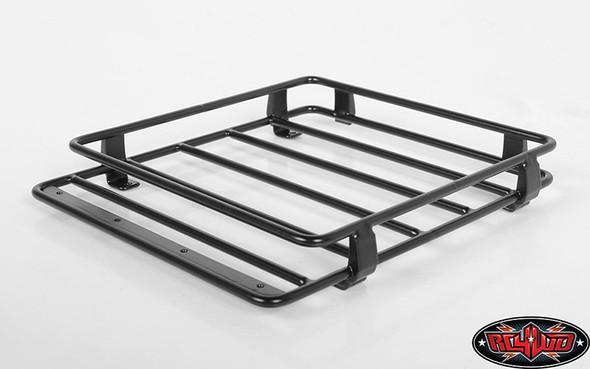 RC4WD VVV-C0540 Steel Roof Rack w/ IPF Lights : Toyota Tacoma