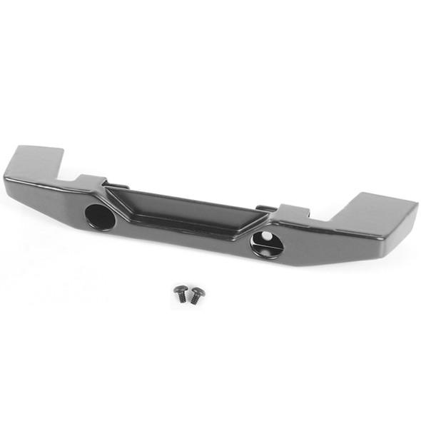 RC4WD VVV-C0589 Eon Metal Rear Bumper Black : 1/18 Gelande II RTR