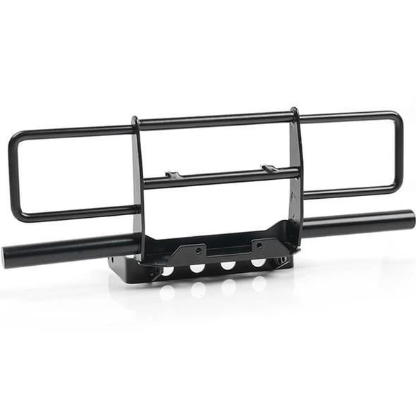 RC4WD VVV-C0946 Oxer Steel Front Winch Bumper Black : Vanquish VS4-10 Origin Body