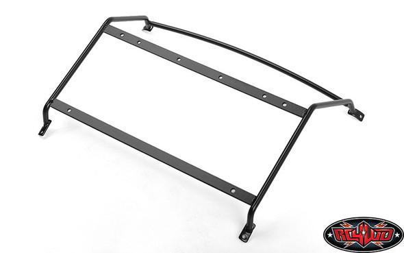 RC4WD VVV-C0966 Exterior Steel Roll Cage Black w/ Lights : Vanquish VS4-10