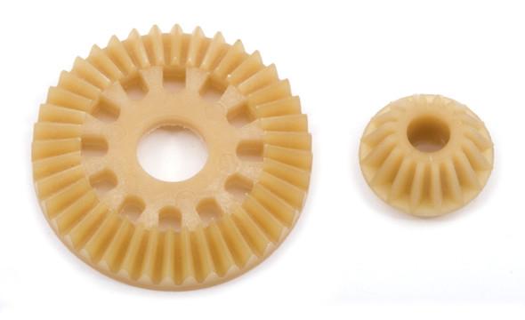 Associated 3914 Differential Ring Gear & Drive Pinion Gear : B44 / B44.1/.2 / TC3 / TC4