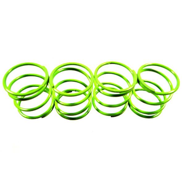 HoBao OP1-0044 Shock Spring – Hard Green (4Pcs) : Hyper H4 Electric