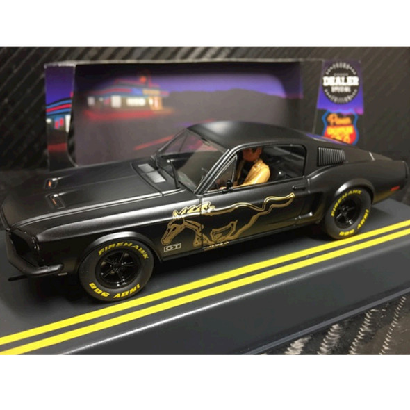 Pioneer P064-DS Mustang Fastback GT STEALTH Dealer Special Slot Car 1/32 Scalextric DPR