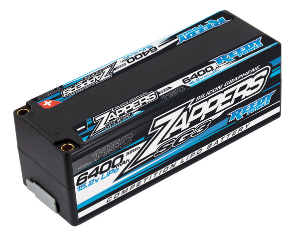 Associated 27353 Zappers SG3 LiPo Battery 4S 6400mAh 115C 15.2V Stick