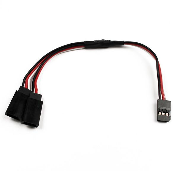 Venom 1614F Y Harness : Futaba Connectors