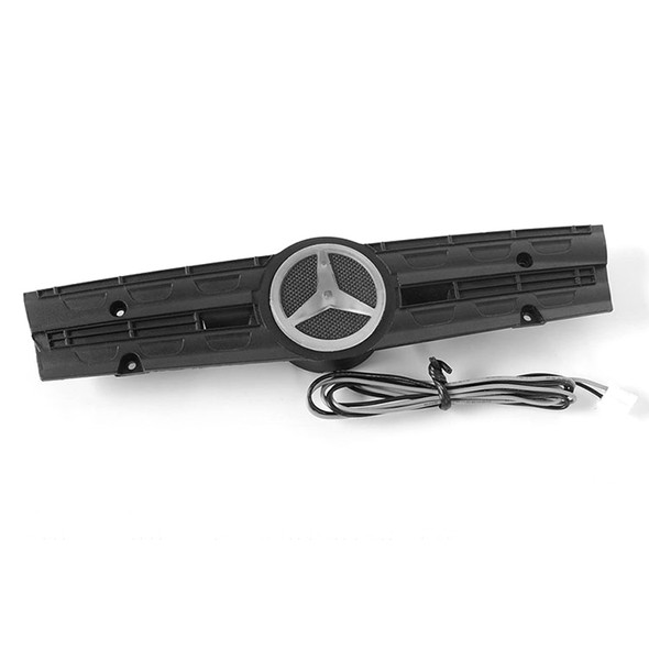 RC4WD VVV-C0531 Grill Logo W/Light : Mercedes-Benz Arocs 3348 6x4 Tipper Truck (A)