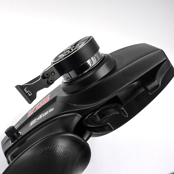 Yeah Racing YA-0613 Aluminum Single Hand TX Steering Adaptor For Radio