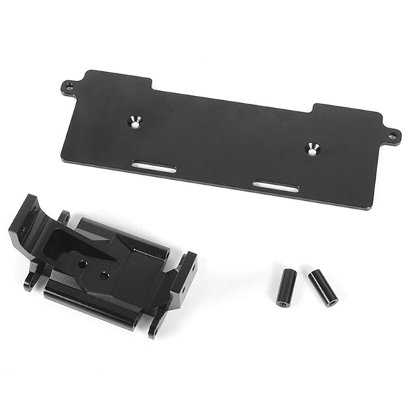 RC4WD Z-S1899 Over/Under Drive T-Case Lower 4 Link Mount w/ Battery Tray : Gelande
