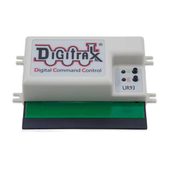 Digitrax UR93 Duplex Radio Transceiver for Duplex Equipped LocoNet Throttles