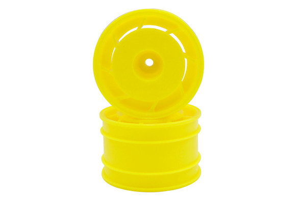 Kyosho UTH002Y 8D Rear Wheel 50mm Yellow (2pcs) Ultima