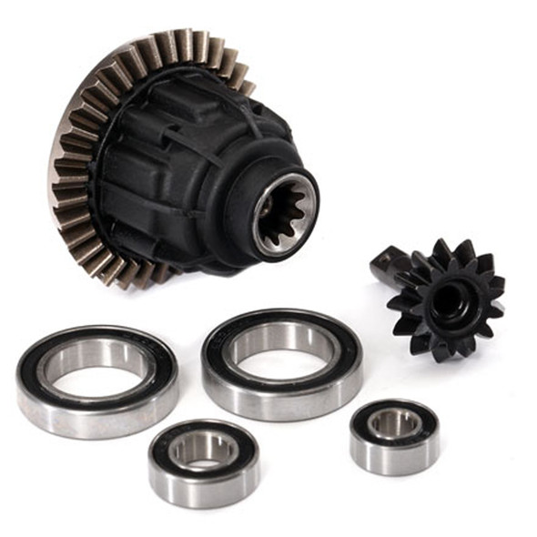 Traxxas 8572 Complete Front Differential : Unlimited Desert Racer