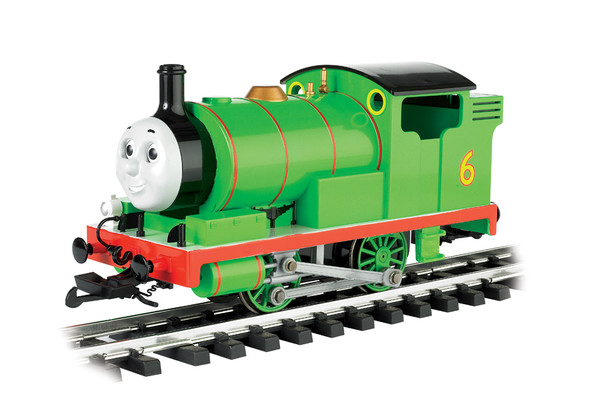 Bachmann 91402 Percy the Small Engine Large Scale Locomotive w/ Moving Eyes