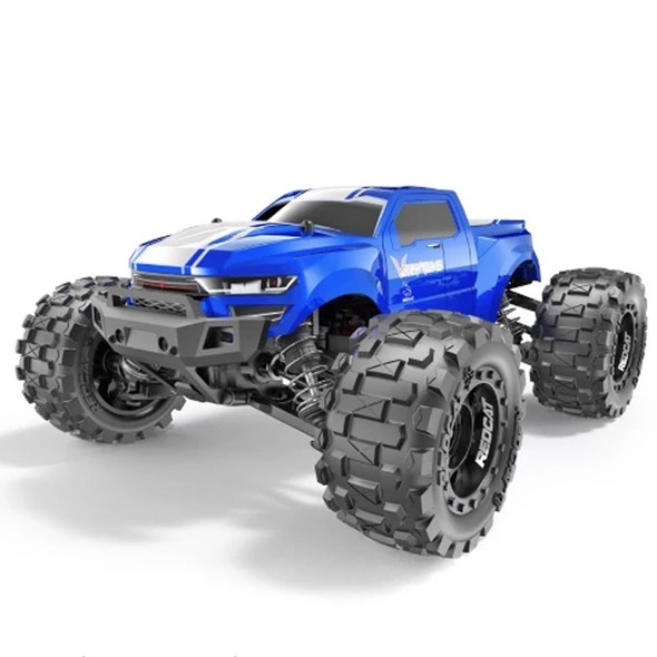 Redcat RER13649 1/16 Volcano-16 Brushed Monster Truck RTR Blue w/Battery/Charger