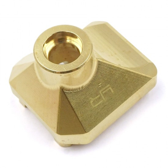 Yeah Racing TRX4-095 Brass Middle Axle Cover 72g : Traxxas TRX-6