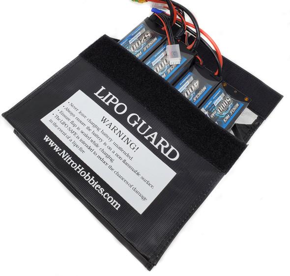 NHX Fireproof Multi Lipo Safe Charging / Storage Bag 240x60x190mm