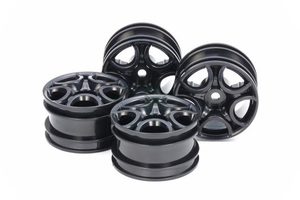 Tamiya 51659 RC C-Shaped 10-Spoke Wheels (4)