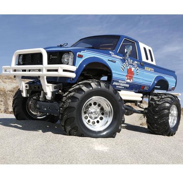 Tamiya 58519 RC 1/10 Toyota Bruiser 4WD Off-Road Pick-Up Truck Kit