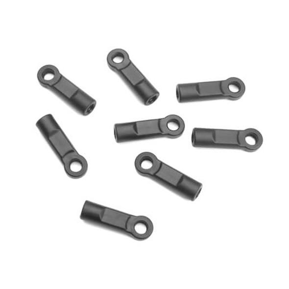 Tekno R/C TKR5187B Rod Ends Hard 6.8mm (8) EB / NB / ET / NT48