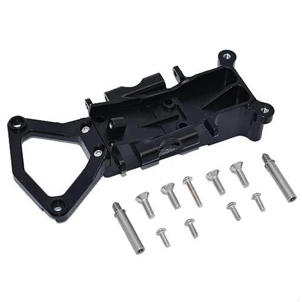 GPM Racing Aluminum Front Gear Box Case Black : Traxxas XO-01 Supercar