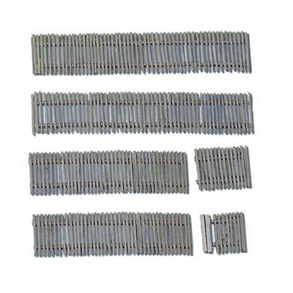 """Walthers 949-9001 Picket Fence Scale Model Kit - 31"""" 79cm N Scale"""