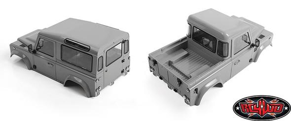RC4WD Z-B0215 2015 Land Rover Defender D90 Hard Body Set