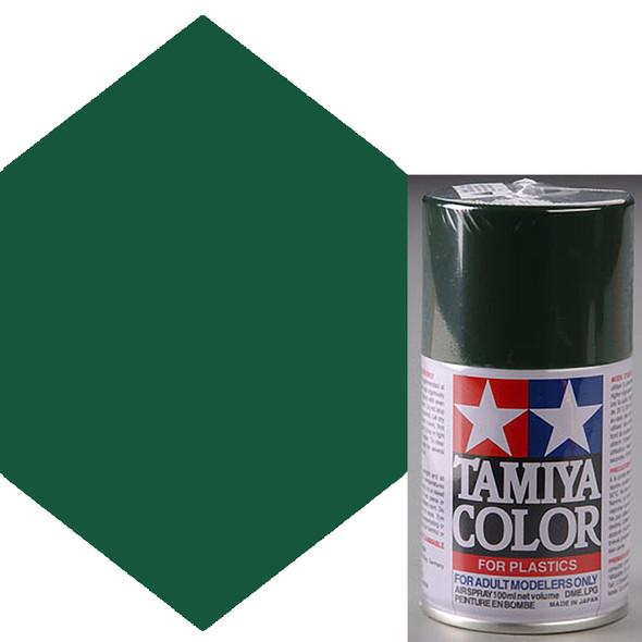 Tamiya TS-9 British Green Lacquer Spray Paint 3 oz