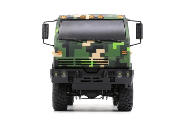 Orlandoo Hunter OH32M01 1/32 4WD Leaf Spring Military Truck