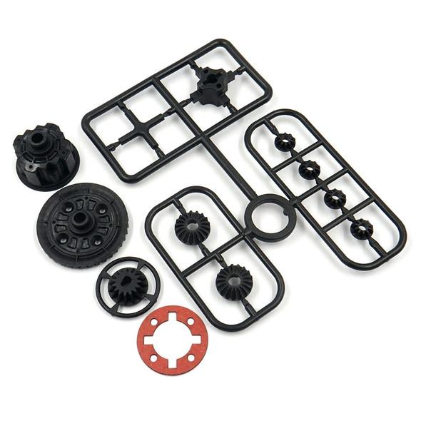 Yeah Racing TATT-054 Gear Differential Replacement Case Set : TATT-020 / TATT-021