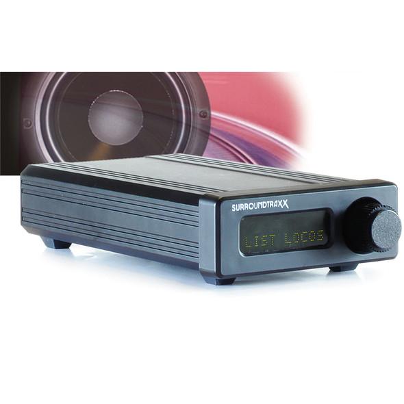 Soundtraxx 840001 DSP-80 Multi-Train Sound System for DCC