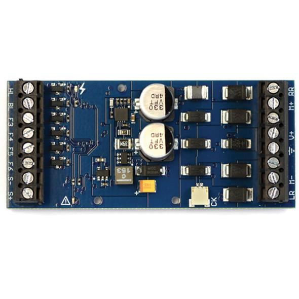 Soundtraxx 885018 Tsunami 2 TSU-4400 Digital Sound Decoder : GE Diesel