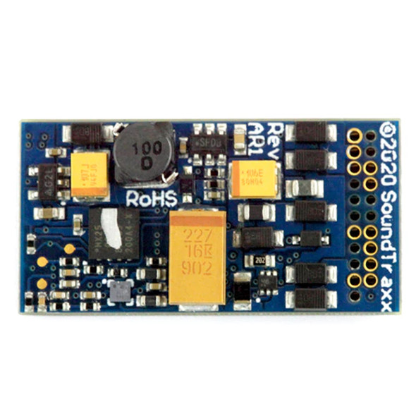 Soundtraxx 885810 Tsunami2 TSU-21PNEM8 Digital Sound Decoder : GE Diesel Models