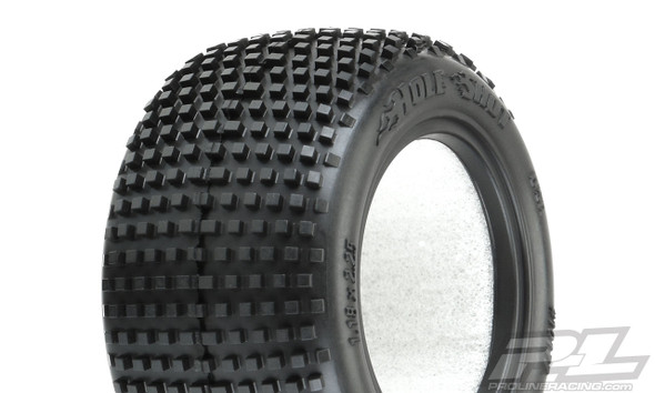 Pro-Line 10177-00 Hole Shot Off-Road Front or Rear Tires (2) : Mini-T 2.0