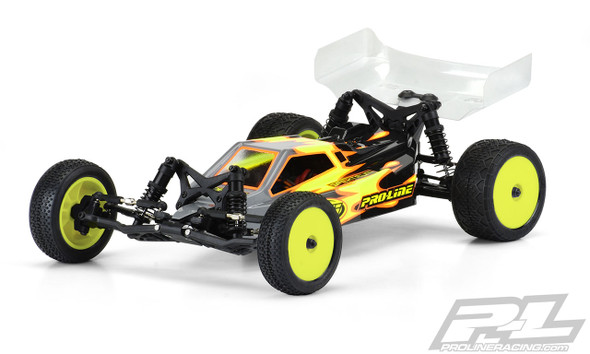 Pro-Line 3560-00 Axis Light Weight Clear Body : Losi Mini-B