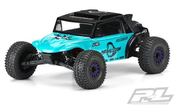 Pro-Line 3563-00 Megalodon Desert Buggy Clear Body : Slash 2wd & Slash 4x4