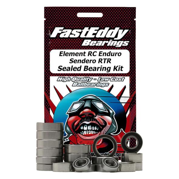 Fast Eddy Bearings TFE5833 Element RC Enduro Sendero RTR Sealed Bearing Kit