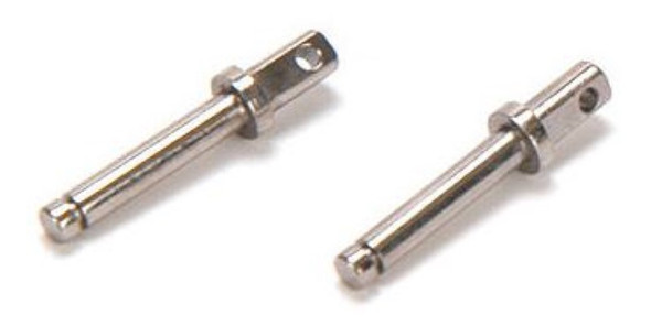 Losi LOSB1521 Front Axles Micro HIGHroller