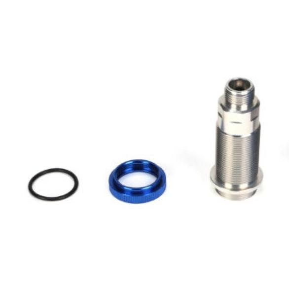 Losi LOSB2854 Rear Shock Body & Adjuster (1) 1/5 4WD 5IVE-T