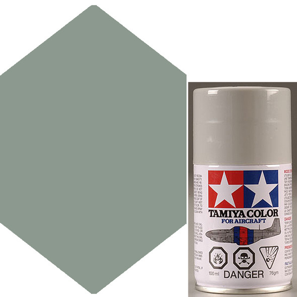 Tamiya AS-2 Light Gray IJN Aircraft  Lacquer Spray Paint 3 oz