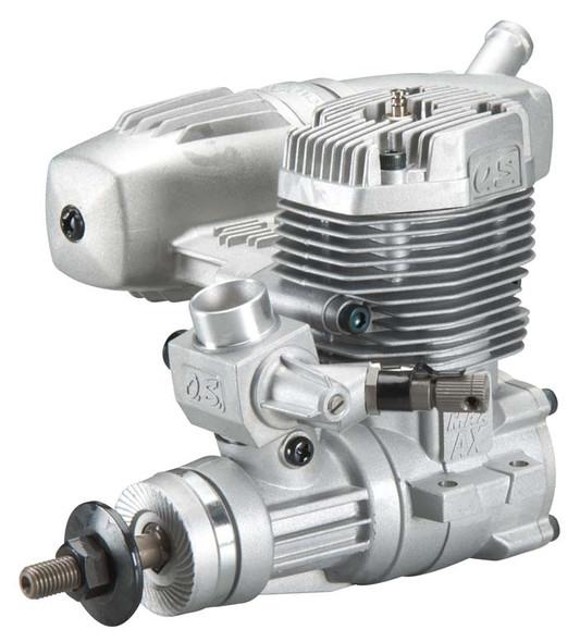 O.S. Max .55 AX ABL Aircraft Engine w/ E3071 Muffler