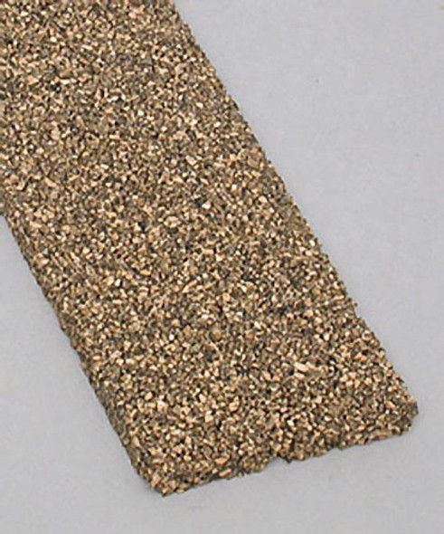 Midwest Products 3013 Cork Roadbed 3' (25) HO