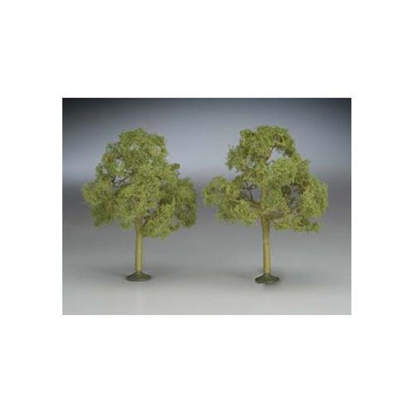 "Bachmann SS 5 1/2"" Elm Train Trees (2) O 32208"